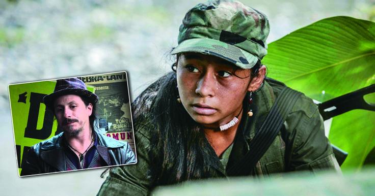 'Alias María', una película colombiana sobre reclutamiento forzado de menores, abre esta noche la 55 edición del Ficci. SEMANA habló con José Luis Rugeles, su director.