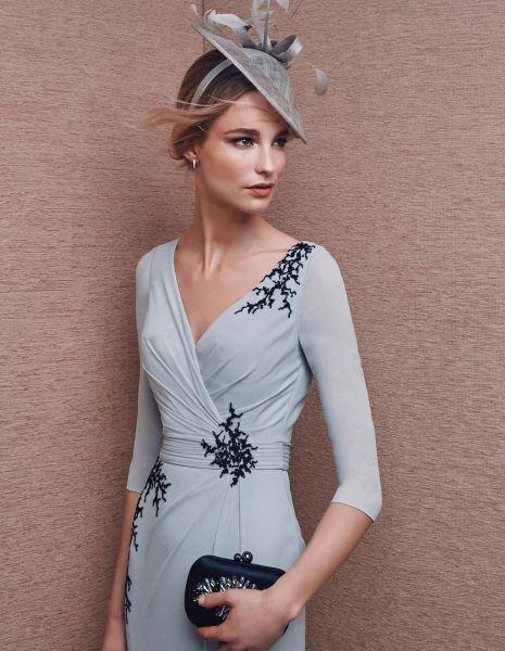 Vestidos cortos y elegantes para ir de boda