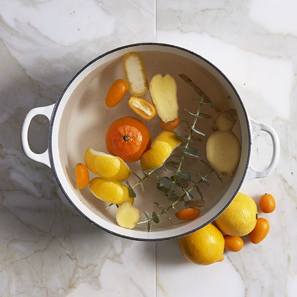 Seven delicious-smelling combos that will instantly make your home smell warm and inviting.