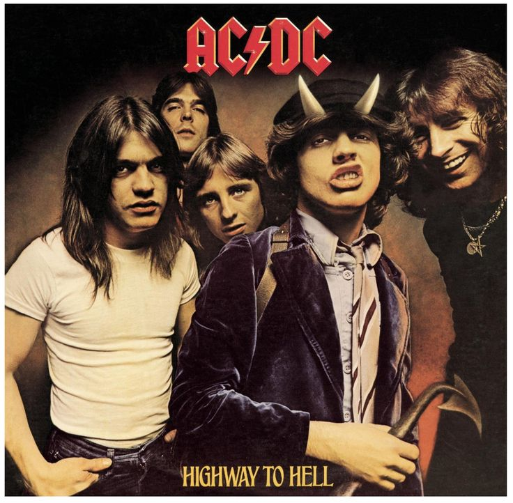 #HighwayToHell  was the last #ACDC album featuring lead singer #BonScott, who died early the following year. #HighwayToHell became #AC/#DC's first #LP to break the US Top 100, eventually reaching no. 17, and it propelled the band into the top ranks of #HardRock acts. It is the second highest selling AC/DC album (behind Back in Black) and is generally considered one of the greatest hard rock albums ever made. #MalcolmYoung #AngusYoung #Vinyl
