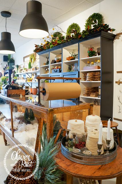 a vintage woodland christmas - Home Design And Decor Shopping