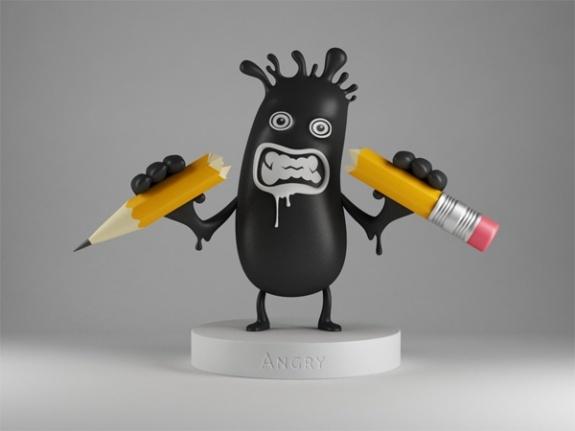 Toy art.