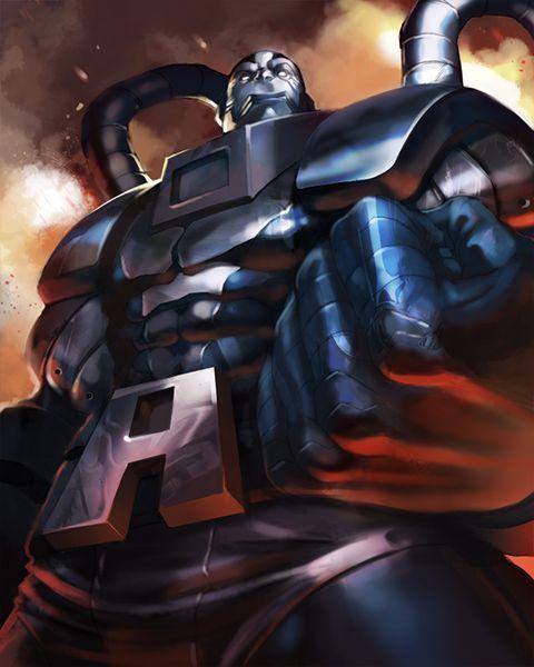 Apocalypse Marvel's War of Heroes Card Game by JimboBox.deviantart.com on @deviantART