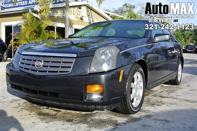 Elegantly expressive, this 2005 Cadillac CTS represents a faultless convergence of unparalleled power and beauty. With a Gas V6 3.6L/217 engine powering this Automatic transmission, this ride is an intoxicating mix of precise machining and allure. It is stocked with these options: Wipers, intermittent, front, Windows, power, includes express-down, all and express-up, front and rear passenger lockout, Wheels, 16 (40.6 cm) aluminum, painted, Visors, illuminated vanity mirrors, driver and…