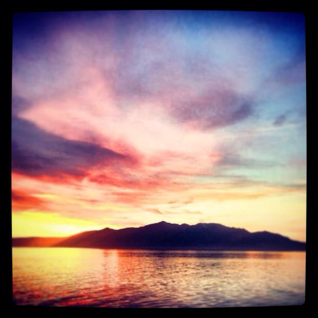 Home... Isle of Arran