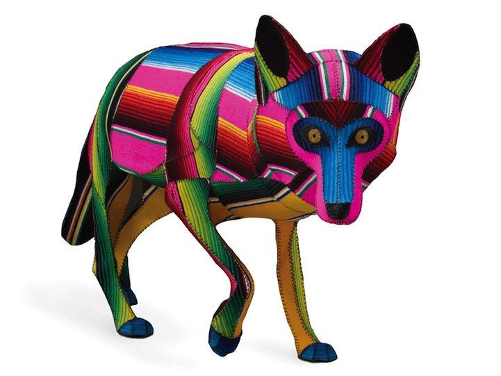 Handstitched Animal Sculptures Address Real World Concerns