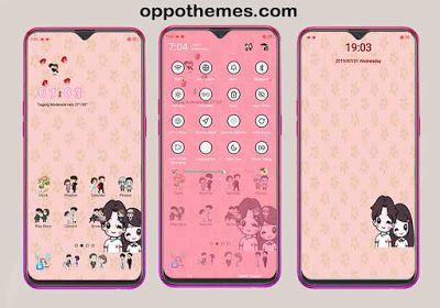 Pin Di Oppo Themes