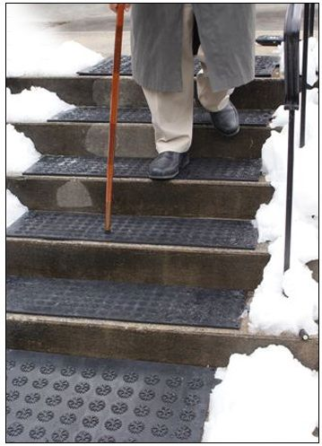 17 best images about winter heated mats on pinterest for Best doormat for snow