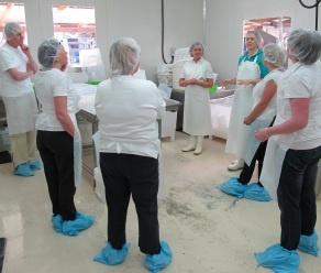 Cheese making for beginners. Just north of Nannup a herd of East Friesland sheep provides the raw material for a range of very tasty cheeses made by Cambray Sheep Cheese.