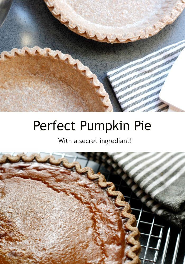pumpkin pie pin