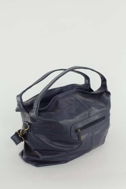 Sticks and Stones - Brussels Bag, Blueberry | Metropolia