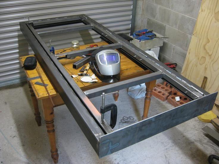 11 Easy Beginner Welding Projects Tool Beast Diy Welding Welding Projects Welding