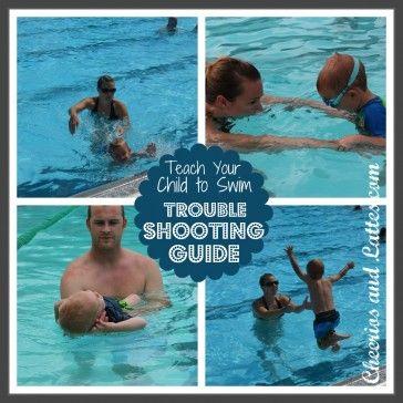 Teaching Children to Swim Troubleshooting