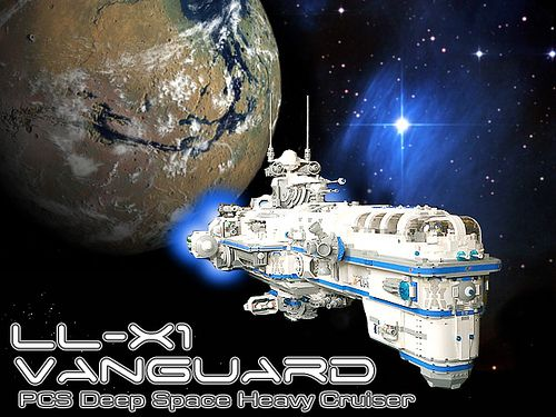 LL-X1 Vanguard by Chris Giddens on Flickr