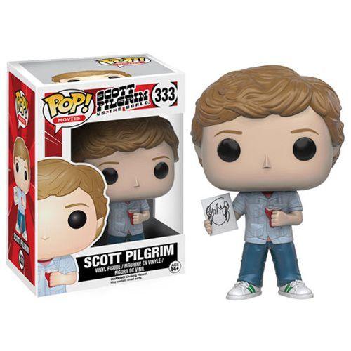 [Preorder] Movies Pop! Vinyl Figure Scott Pilgrim [Scott Pilgrim vs. The World]