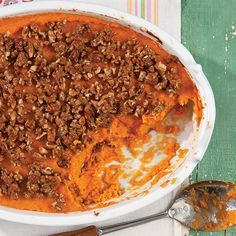 Sweet Potato Casserole Recipe - Cooking with Paula Deen
