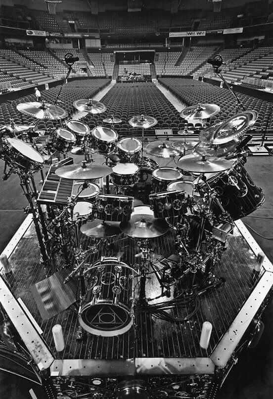 Neil Peart's Time Machine Kit