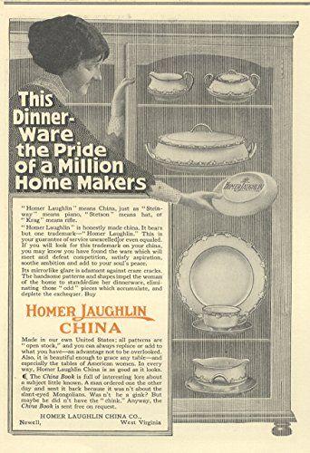 1915 Ad Woman Admires the Cabinet Full of Homer Laughlin ... https://www.amazon.com/dp/B01IPU5AM4/ref=cm_sw_r_pi_dp_x_PDUcybA0P0WXE