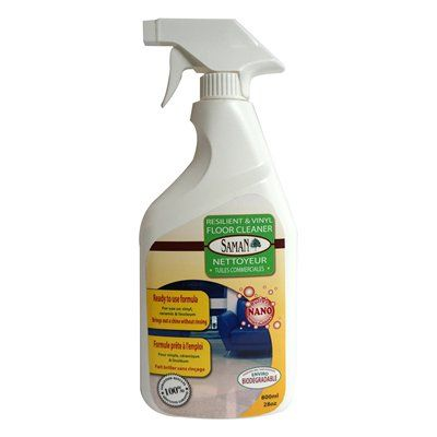 Saman UFC 800 Resilient And Vinyl Floor Cleaner 800mL