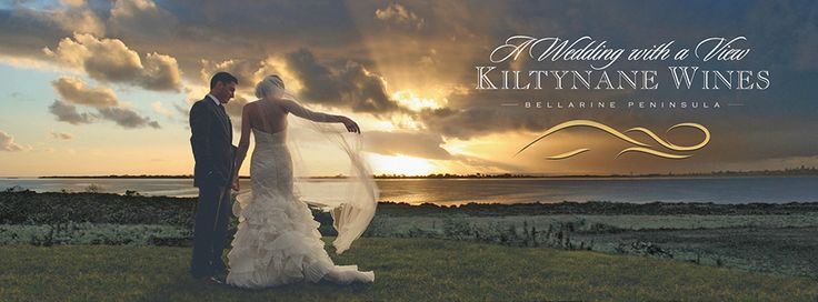 Kiltynane Winery near Queenscliff : A great Wedding Venue for around 50 / 60 people
