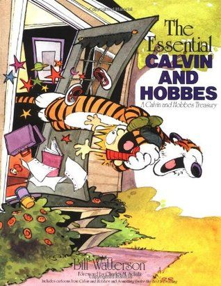 The Essential Calvin and Hobbes: A Calvin and Hobbes Treasury by Bill Waterson