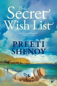 The Secret Wish List: Book