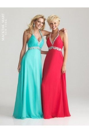 Beaded Haltered Long Cheap Prom Dresses 2014 [aqua long prom dress,long fuchsia prom dress] - $189.00 : Cheap Prom Dresses 2014,Affordable Junior Prom Dresses