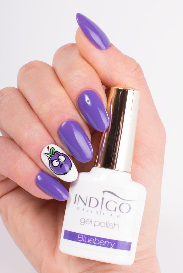 Blueberry (video)   indigo labs nails veneto