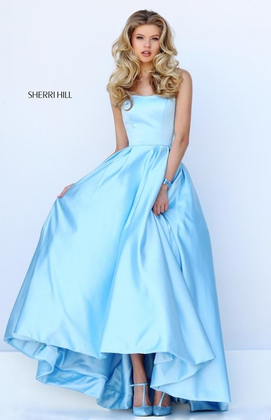 Sherri Hill Prom Dresses Tea Length