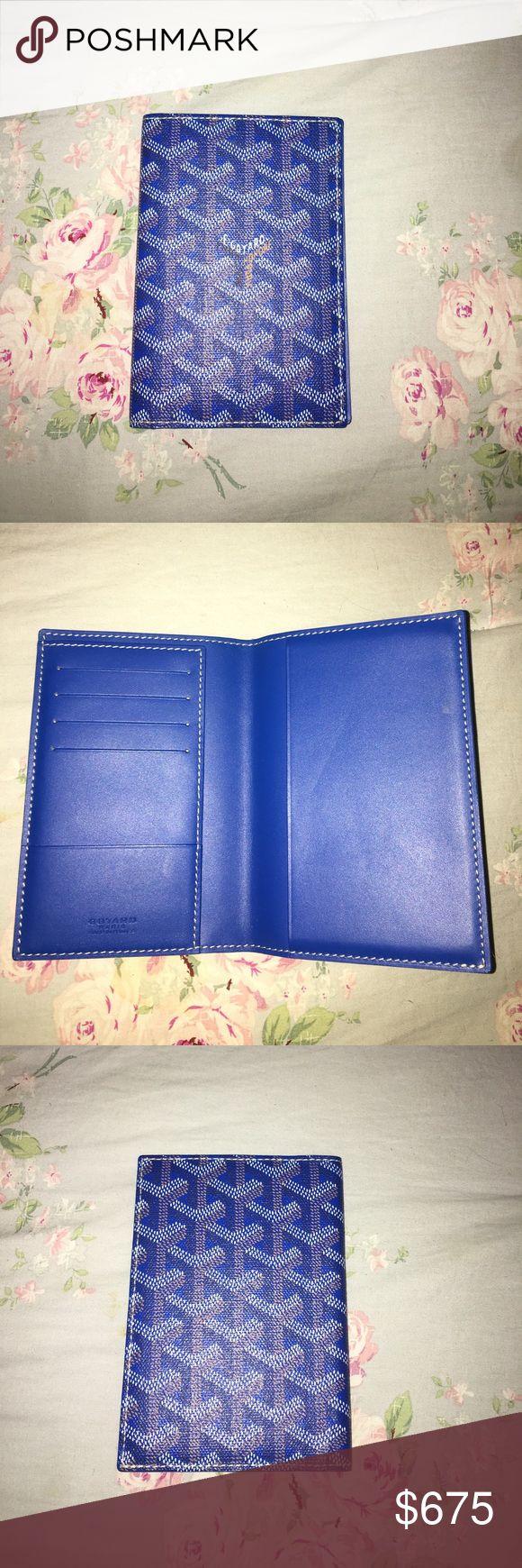Goyard Passport Holder Perfect condition Goyard Accessories