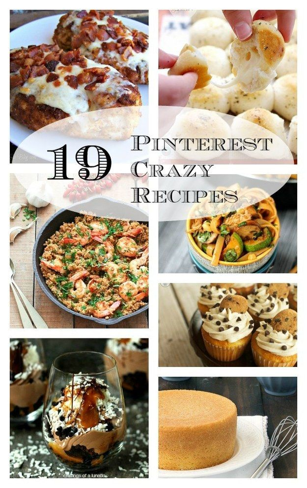 Wow so many amazing recipes and all of them have gone crazy on Pinterest!  Love this!