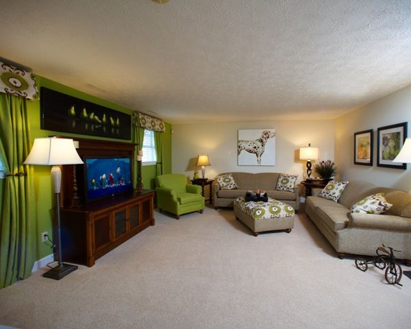 Man Caves Medina Ohio : Best images about wayne homes finished basements on