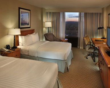 Hilton Hotel Hartford, CT - Double Bed | CT 06103