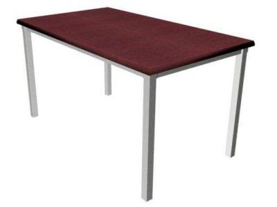Duratop-Alumi Table 1200x800mm