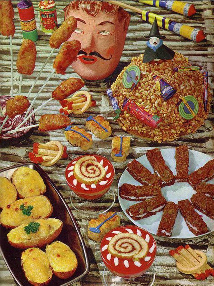 [80 images] La Sélection du Week End 223 Vintage recipes