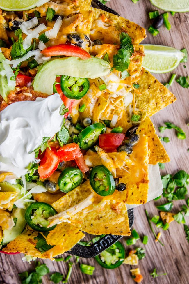 Easy Dinner Party Ideas For 6 Part - 40: 6 Winning Super Bowl Nacho Recipes #superbowl