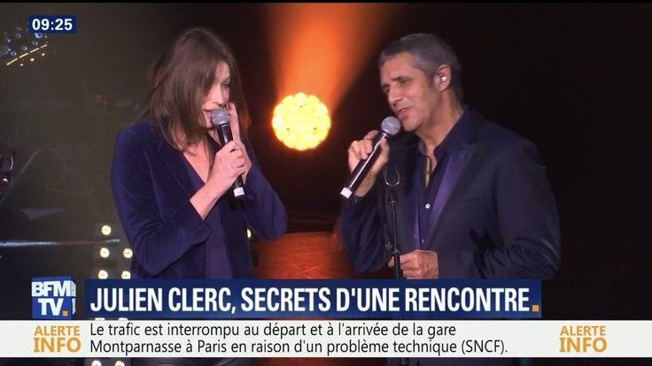 """Les secrets des tubes: """"Si j'étais elle"""" de Julien Clerc"""