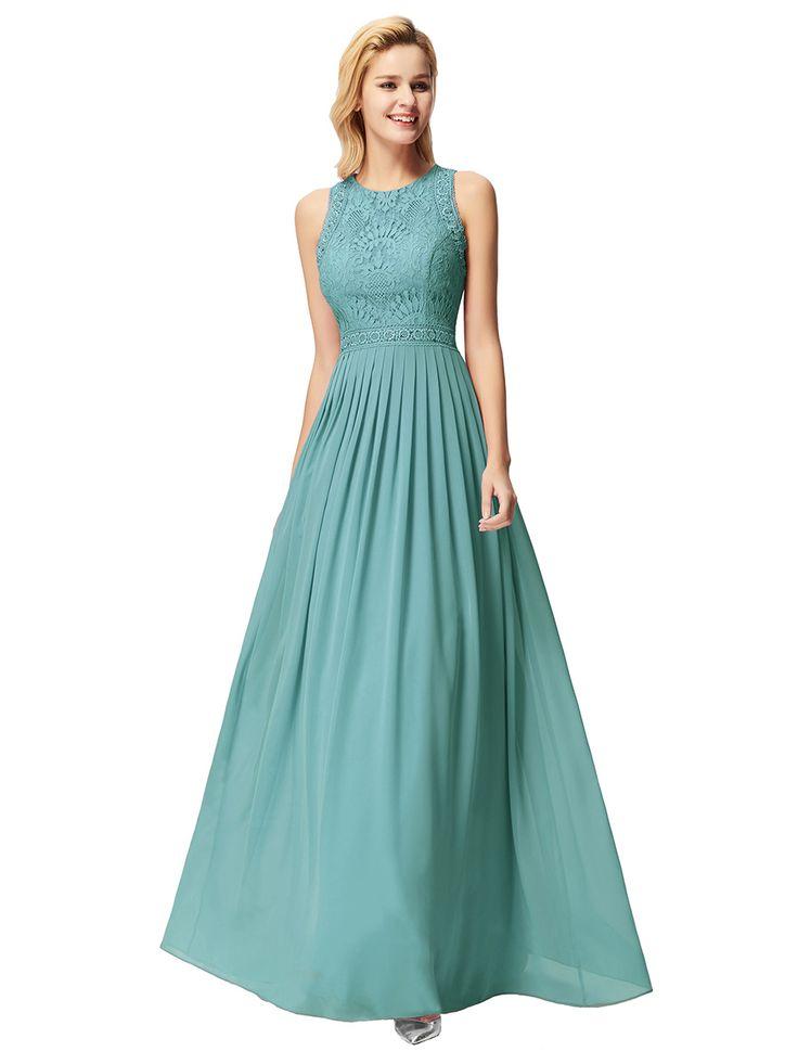 Everpretty womens plus size floral lace bridesmaid