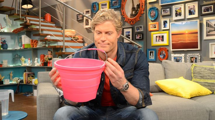 Pack Away Buckets | The Living Room Australia