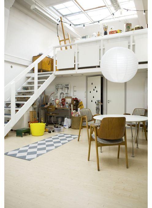 I love lofts habitaciones ideas pinterest for Ideas de remodelacion de casas