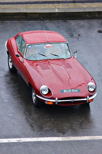 Jaguar E-Type By Fabrice Staszak