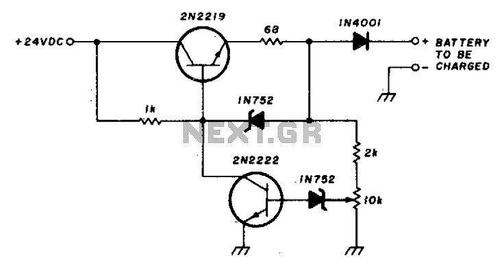 200ma-12v ni-cad battery charger
