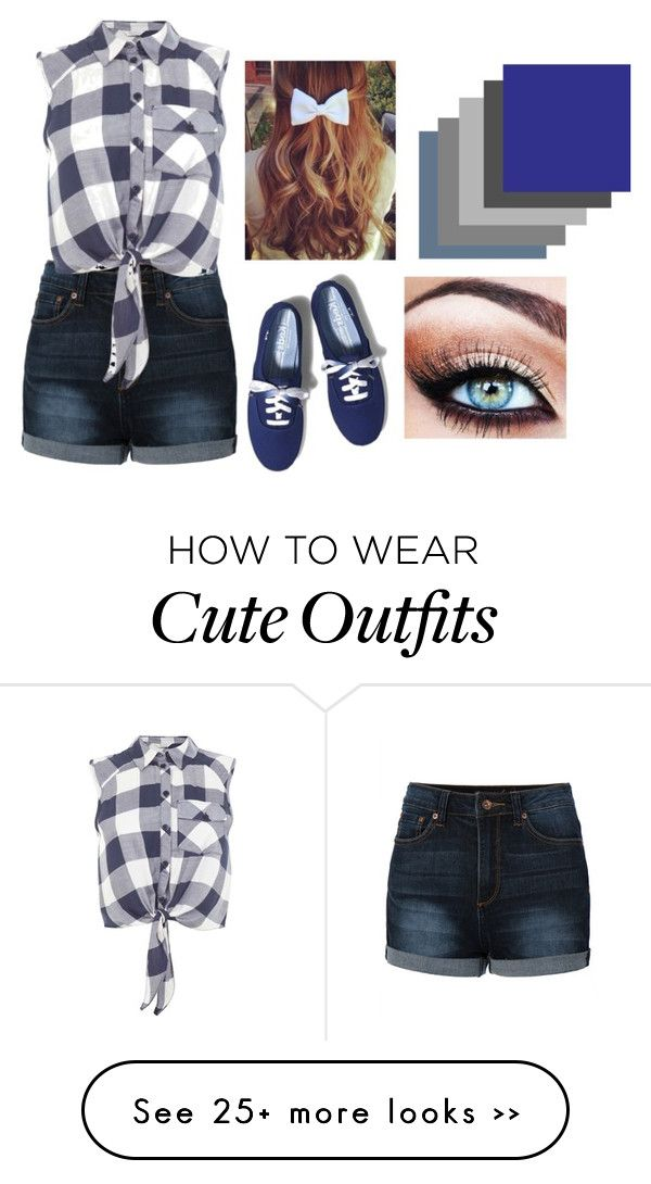 """""""Back-To-School: Outfit"""" by miacollins on Polyvore"""