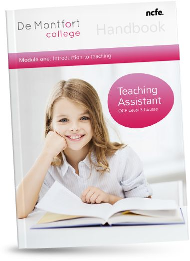 Premium QCF home study Teaching Assistant courses, OFQUAL regulated qualifications, recognised by all primary and secondary schools in England, Wales & N.I