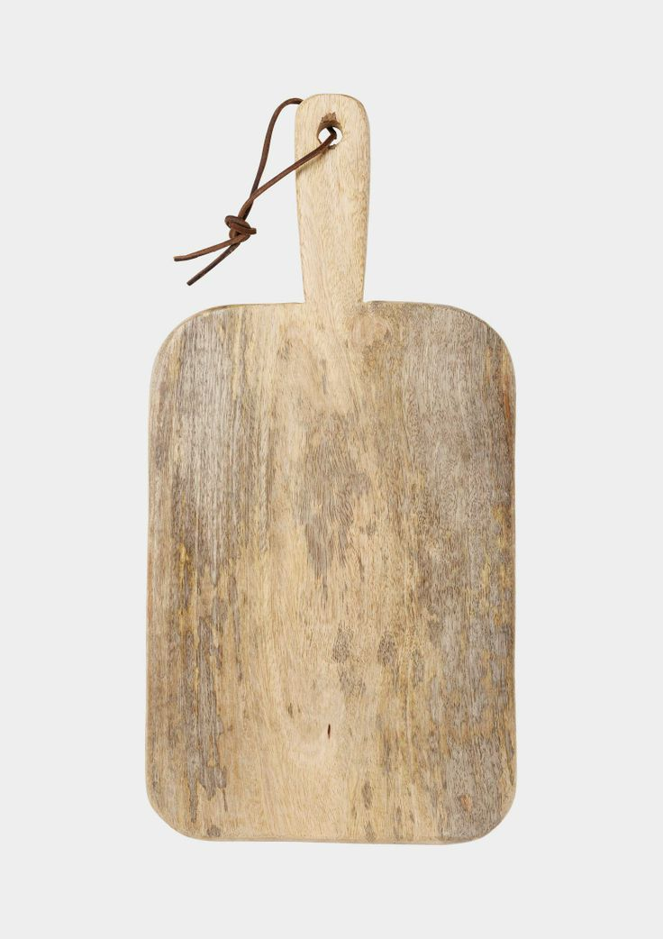 MANGO WOOD BREAD BOARDS / toast