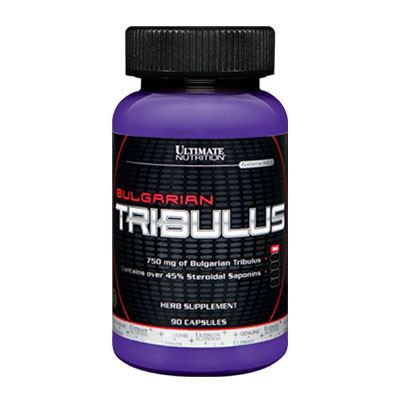Ultimate Bulgarian Tribulus750 mg 90 Kap
