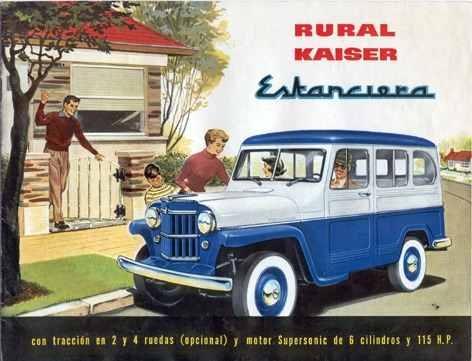 Rural Kaiser Estanciera.