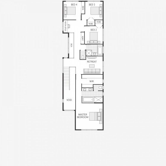 1000 images about planos casas on pinterest stairs for Planos de casas pequenas