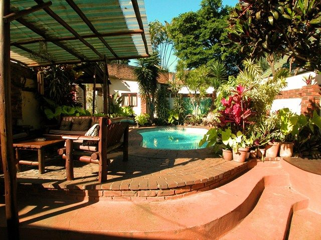Nomads Backpackers - Our lively lodge is located in the heart of Durban and it offers a range of accommodation.  Relax outside by the pool, on our outdoor wood and cane tables under the banana trees.  We are very fortunate ... #weekendgetaways #durban #southafrica