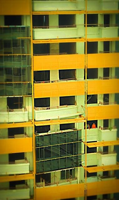 Yellow #TiltShift